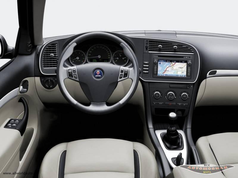 allworldauto.ru Saab 9-3 Sport Sedan 2.0 TS M5